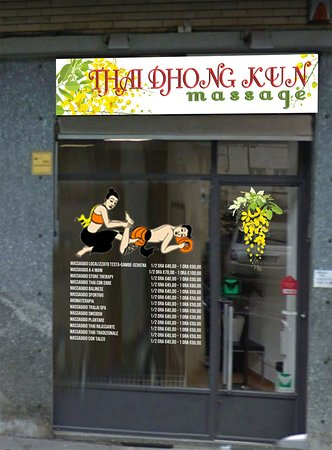 Thai Dhong Kun Massage