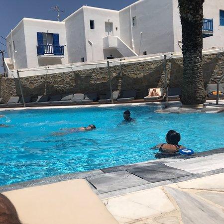 Poseidon Hotel - Suites Photo