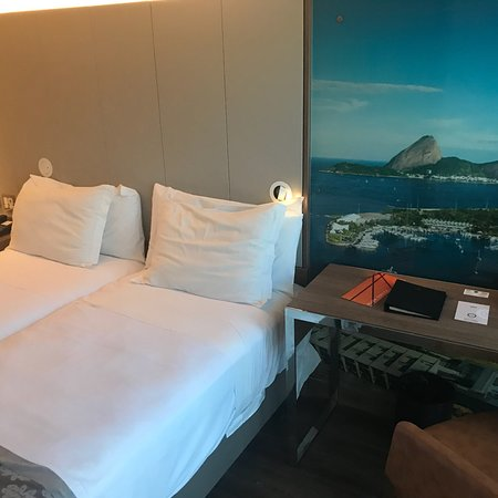 Foto de Arena Ipanema Hotel