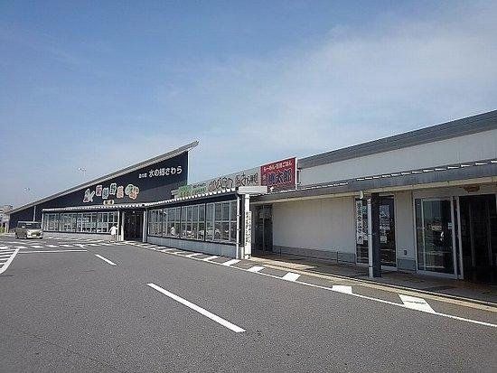 Kawa no Eki Mizunosato Sawara