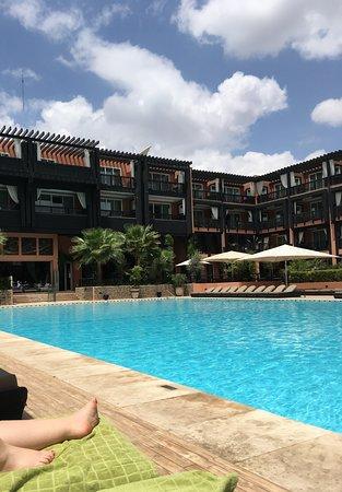 Hotel & Ryads Barriere Le Naoura Marrakech ภาพถ่าย