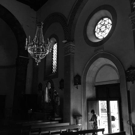 Sicily Private Tours by Luca: Church caretaker, Castelbuono, Sicily.