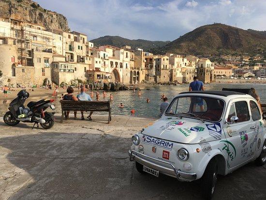 Sicily Private Tours by Luca: Cefalu coastline, Sicily.
