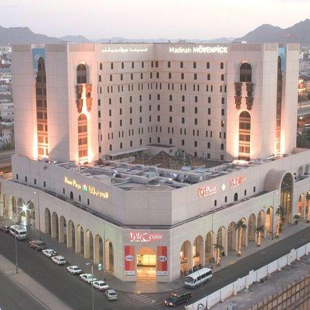 Madinah Movenpick Hotel Photo