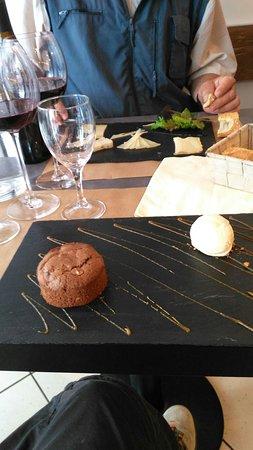 Mauleon-Licharre, France: juste le dessert...