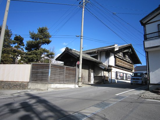 Former Komoro Honjin (Toiyaba)