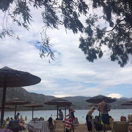 Limni Vouliagmenis, اليونان: Λίμνη Βουλιαγμένης