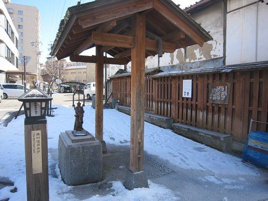 Toson Shimazaki Historic Sites