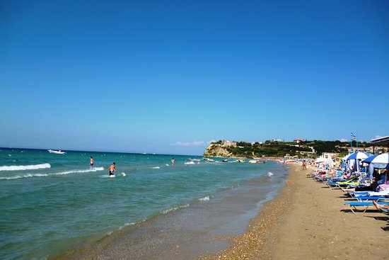 Tsilivi Beach照片