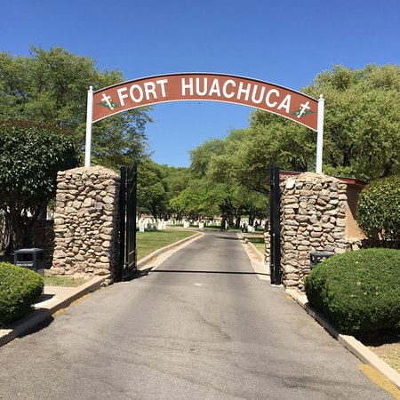 Fort Huachuca Post Cemetery