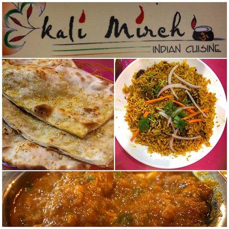 Kali Mirch (black pepper) Indian Cuisine