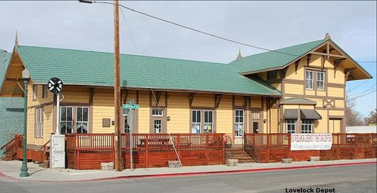 Lovelock, NV: Depot
