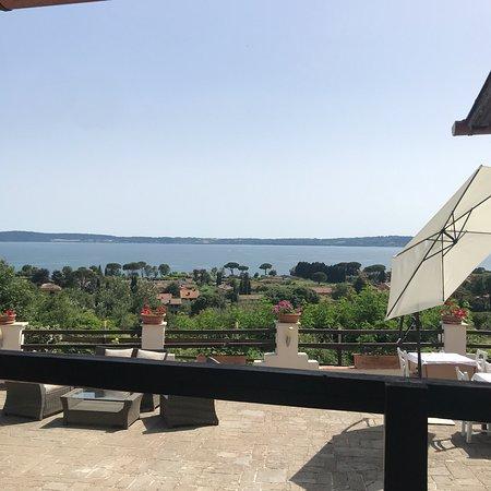 La terrazza - Picture of La terrazza, Trevignano Romano - TripAdvisor