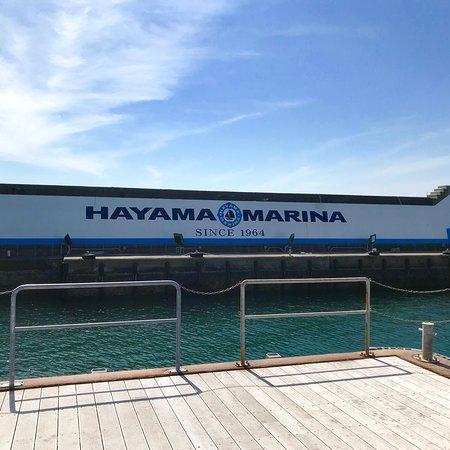Hayama Marina