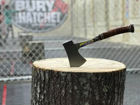‪Bury the Hatchet‬