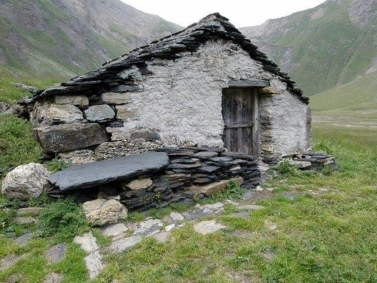 Alpe Bettelmatt : Antica casera