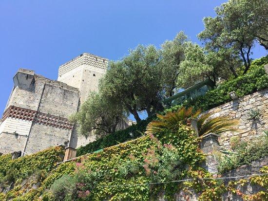 Castello di Lerici: Das Castello die Lerici