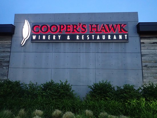 Valet Parking Available Picture Of Coopers Hawk Winery