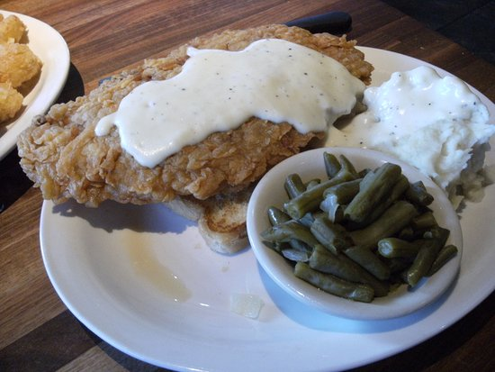 Camden, Делавер: Country Fried Steak