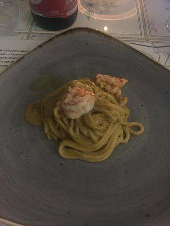 P.A.M. 1870 Ristobottega: spaghetti
