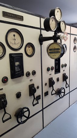Engelskirchen, Germany: Control Room