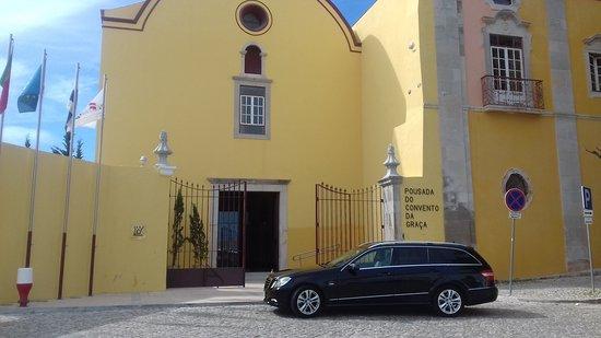Tour Day. Pousada do Convento da Graça, Tavira