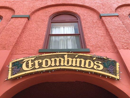 Maitre D At Trombino's: Maitre D' at Trombino's Lyons, NY