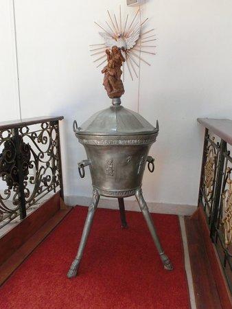 Chram svateho Mikulase: Chrám sv. Mikuláše....