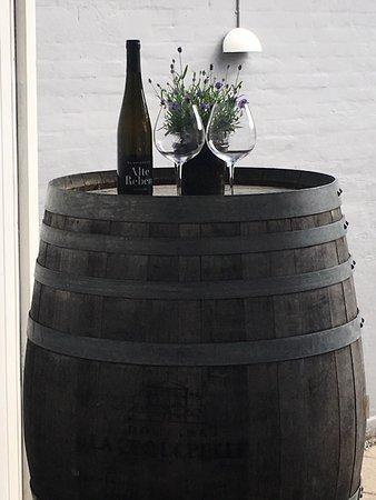 Thudes Restaurant og vinbar