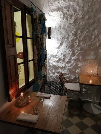 Ca Na Toneta: sala del comedor