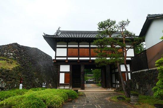 Komoro Castle Otemon