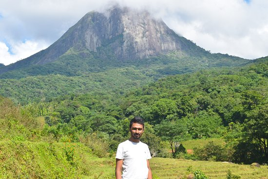 Lakegala mountain is situated in Meemure, Sri Lanka
