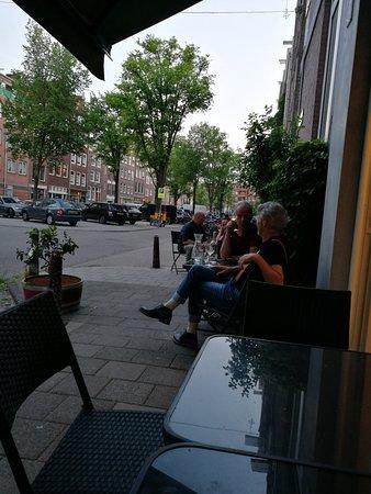 Terrazza Picture Of De Curtis Amsterdam Tripadvisor