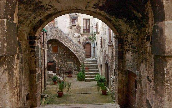 Каласио, Италия: Scorcio da Calascio