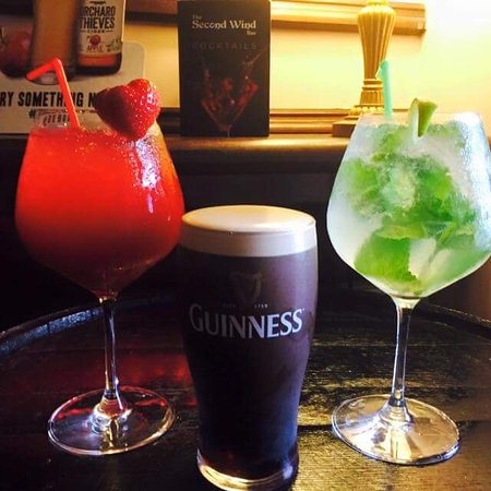 Charleville, Ierland: Great drinks