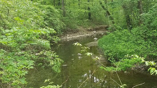Carmel, IN: View of Cool Creek