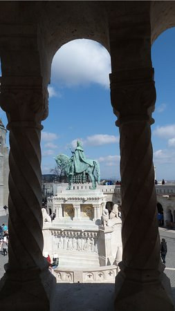Statue of St Stephen
