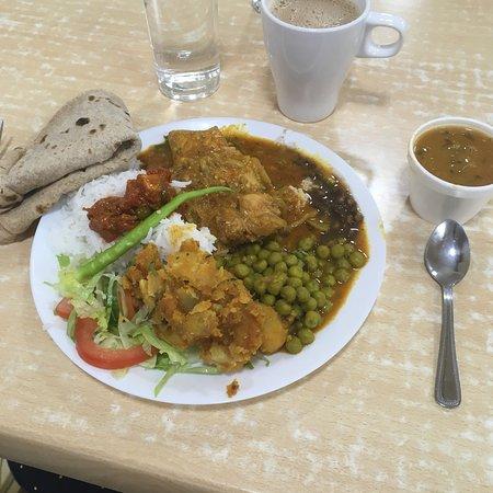 Indian Ymca London Restaurant