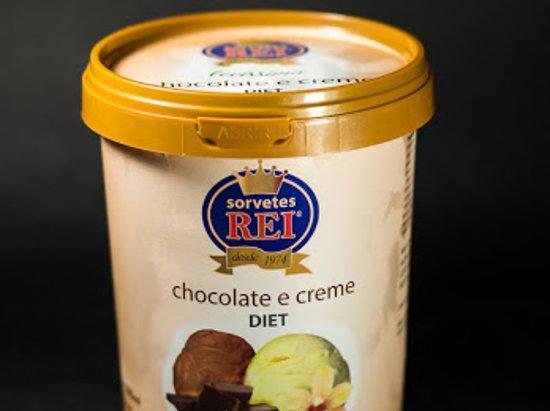 Campo Bom, RS: Sorvetes DIET e Sem Lactose!