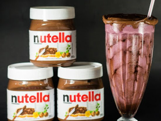 Campo Bom, RS: Nutella!!