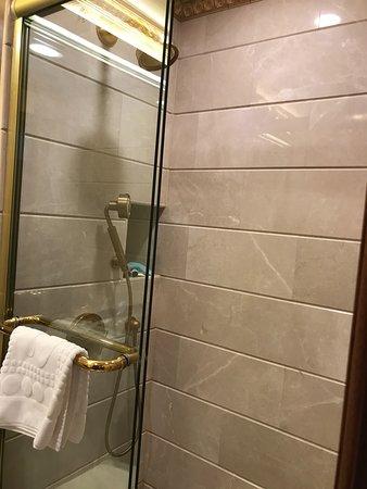 Duschen Perfekt super dusche! perfekt! - picture of the allen hotel, new york city