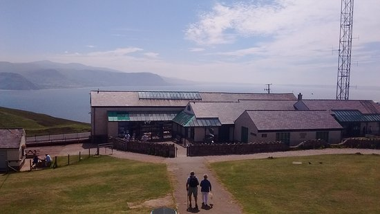 Tram Station Great Orme Summit