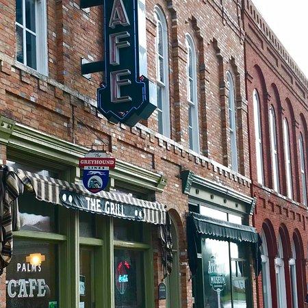 Palms Grill Cafe: Palms Grill Cafe
