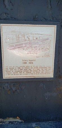 Fort Morgan State Historic Site: 20180607_125721_large.jpg