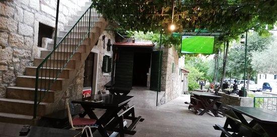 Dol, Croatia: Konoba Toni