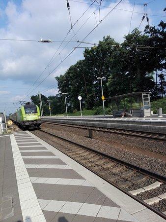 ES64 U2- 005 vor Flixtrain in Sottrum Bhf (1)