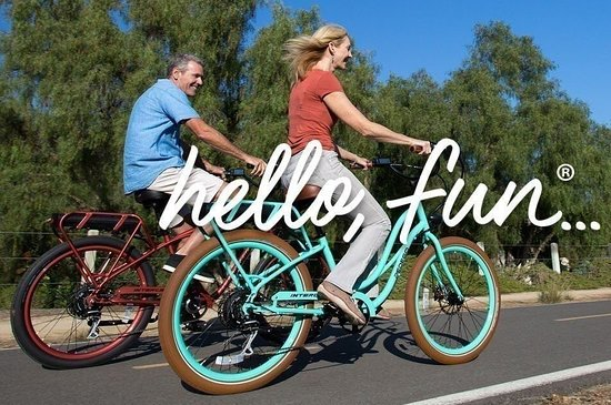 ‪Pedego Electric Bikes Avila Beach‬