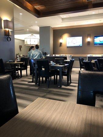 Hyatt Regency Jacksonville Riverfront: Breakfast area