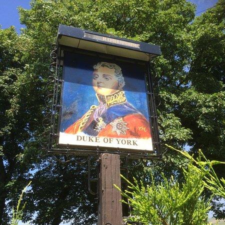 """The """"Grand Old Duke of York"""""""