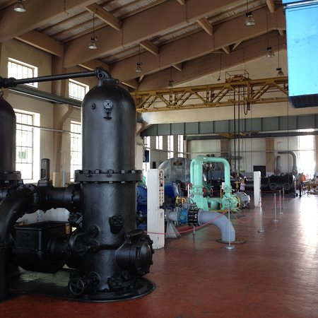 Zawada - Historic Water Pumping Station